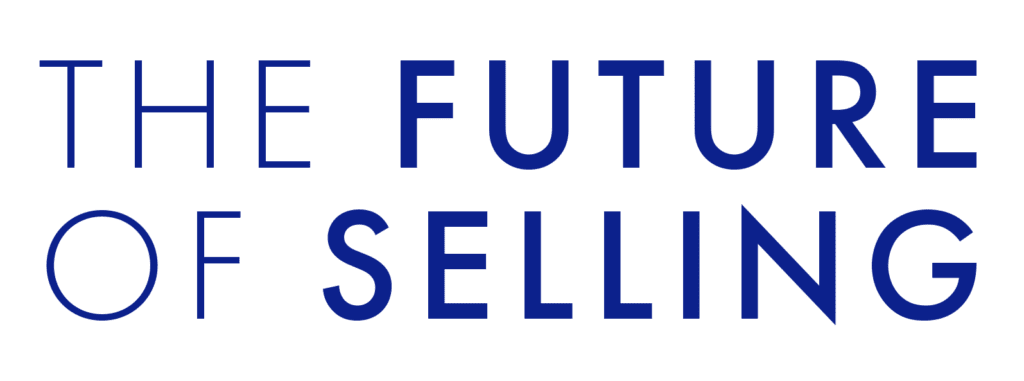 The Future of Selling Title (Blue)